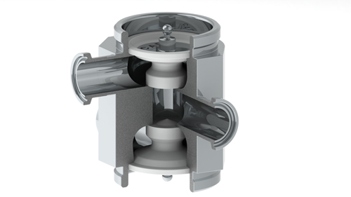 CAD divert valve